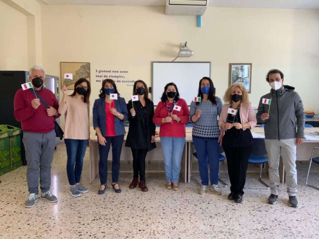 Gemellaggio Sorrento-Kumano: alunni a scuola di cultura giapponese