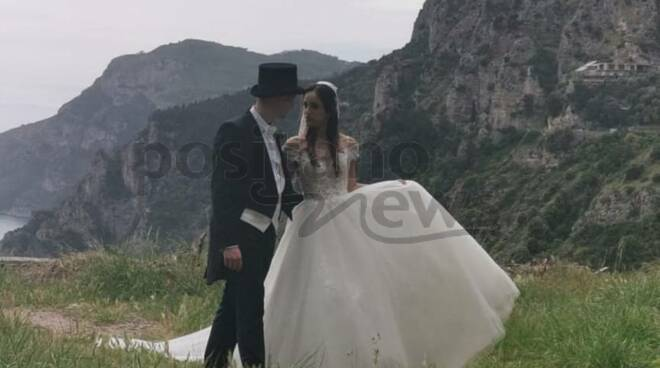 Gennaro e Mariachiara oggi sposi