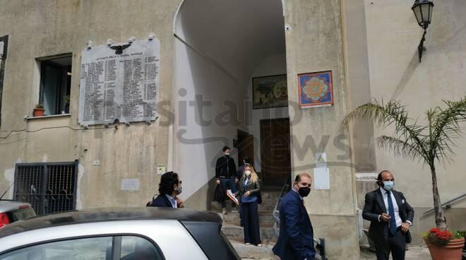 Giudice di Pace di Tramonti Costa d' Amalfi