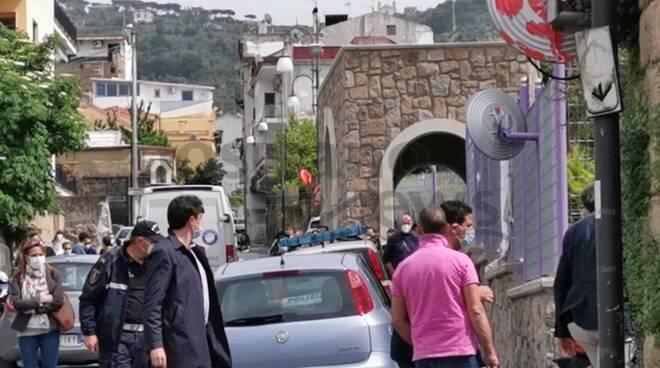 Housing Sociale a Sant'Agnello, le famiglie entrano nelle loro case. Diretta Positanonews