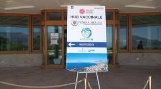 Hub vaccinale federalberghi hotel Vesuvio Sorrento