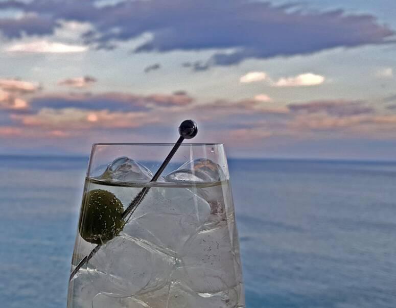 Il drink  di Giada Greco del Rada Positano
