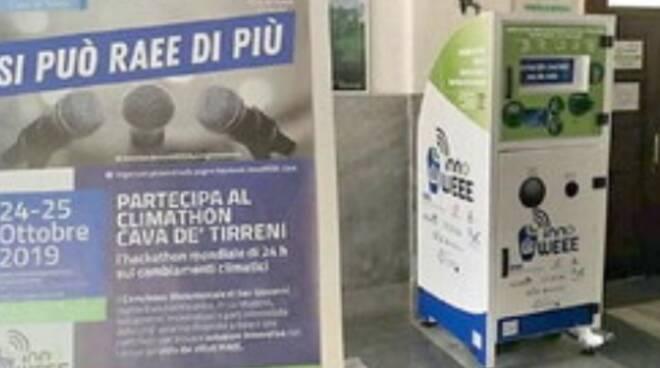 """Il """"green new deal"""" europeo parte da Cava de' Tirreni"""