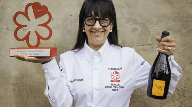 Isa Mazzocchi è il talento femminile della cucina italiana