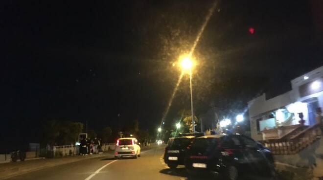 Ischia: 130 persone multate ed identificate dai Carabinieri nel corso del primo aperitivo con Dj set della stagione