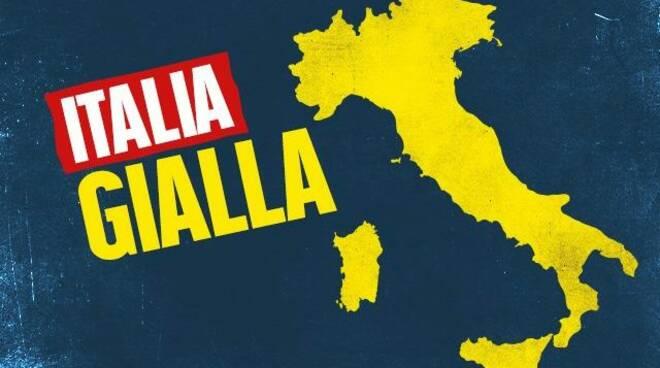 italia gialla