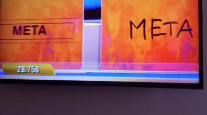 L'Eredità porta in TV la Penisola Sorrentina: Meta la parola da indovinare di oggi