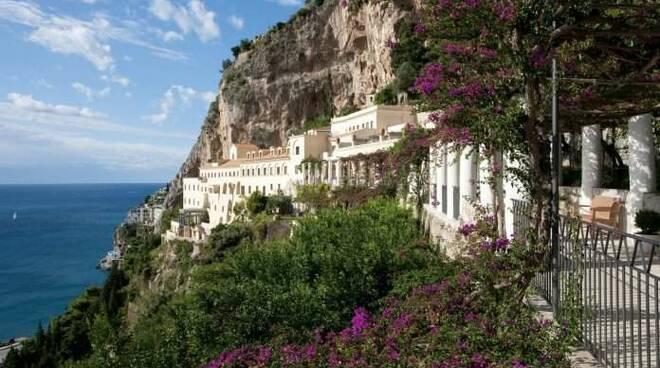 L'NH Collection Grand Hotel Convento di Amalfi riceve il British Airways Holidays!