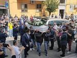 Loris, I funerali del giovane morto nel giorno della promozione della Salernitana