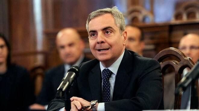 Maiori, Dario Scannapieco amministratore delegato della Cassa Depositi e Prestiti. Gli auguri del sindaco Capone