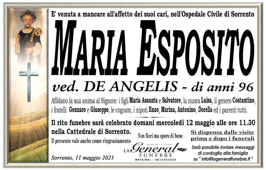 Maria Esposito Sorrento