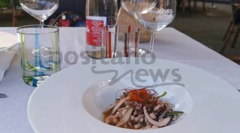 """Massa Lubrense, ristorante Lo Stuzzichino: """"Siamo sempre in work in progress, i nostri piatti sposano la filosofia del territorio"""""""