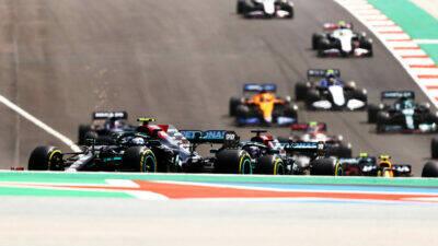 Mondiale F1, al GP del Portogallo detta legge ancora Lewis Hamilton