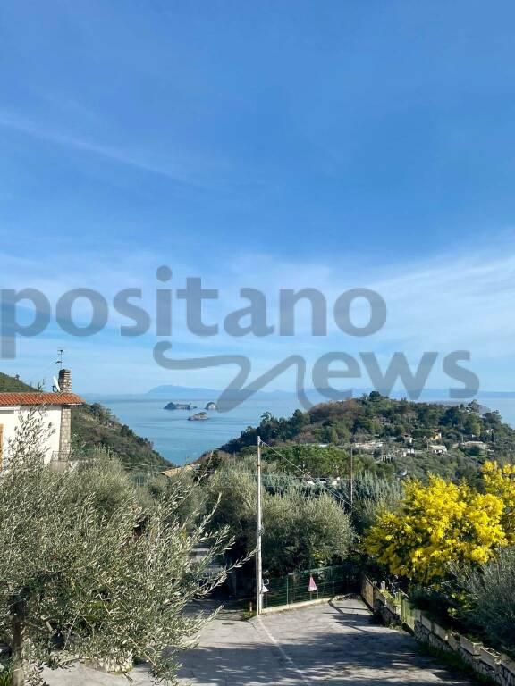 Nerano, Villa Marianna meta di bellezze della televisione