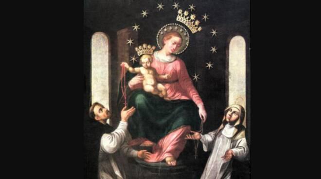 Oggi la Chiesa festeggia la Madonna del Rosario di Pompei