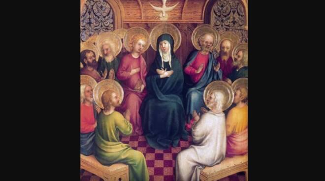 Oggi la Chiesa festeggia la Pentecoste