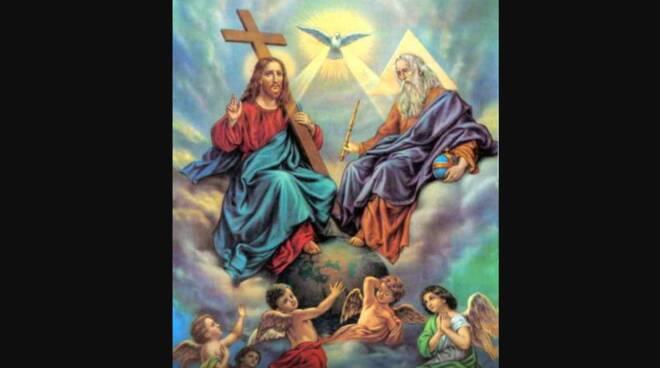 Oggi la Chiesa festeggia la SS. Trinità