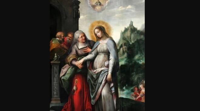 Oggi la Chiesa festeggia la Visitazione della Beata Vergine Maria
