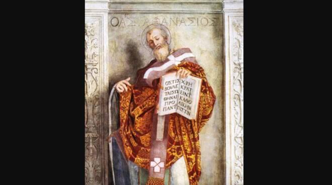 Oggi la Chiesa festeggia Sant' Atanasio