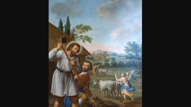 Oggi la Chiesa festeggia Sant' Isidoro l'agricoltore