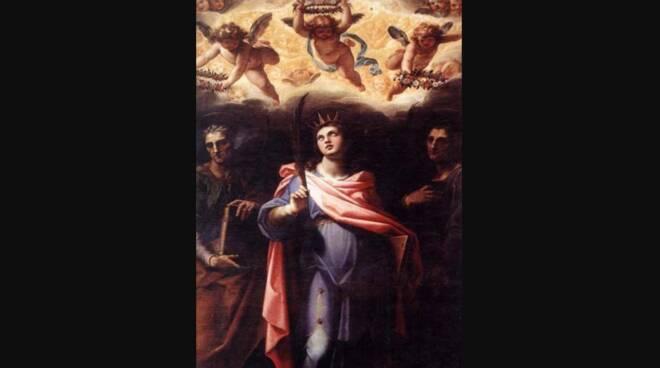 Oggi la Chiesa festeggia Santa Flavia Domitilla