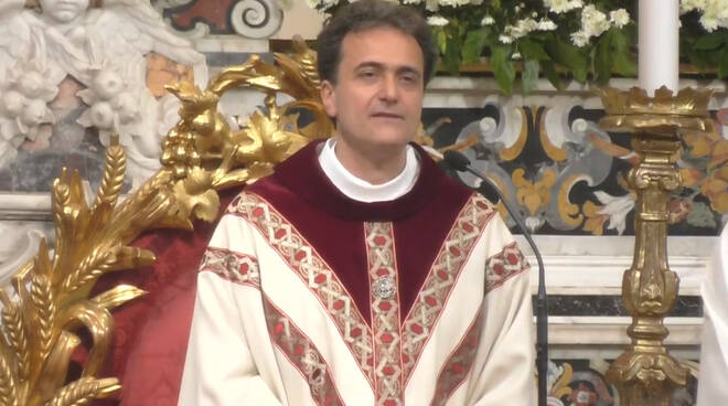 """Piano di Sorrento, Don Pasquale Irolla: """"L'Ascensione di Gesù ci invita a guardare il cielo"""""""