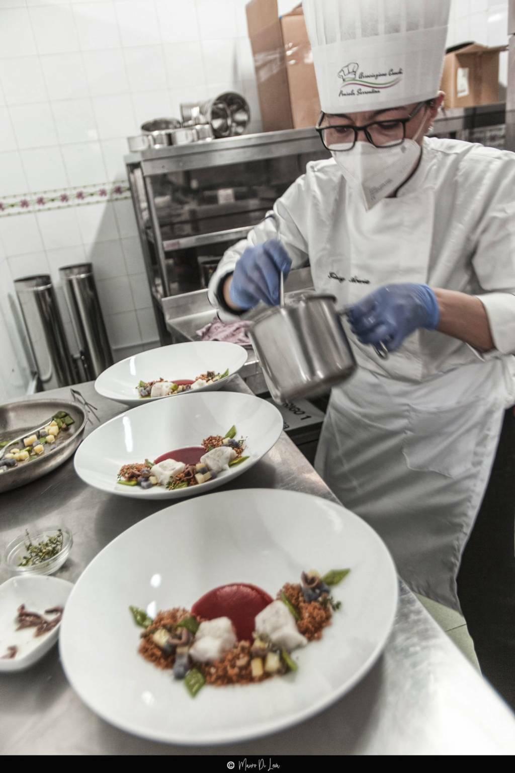 Piano di Sorrento, Giusy Aversa fra le migliori chef in Campania