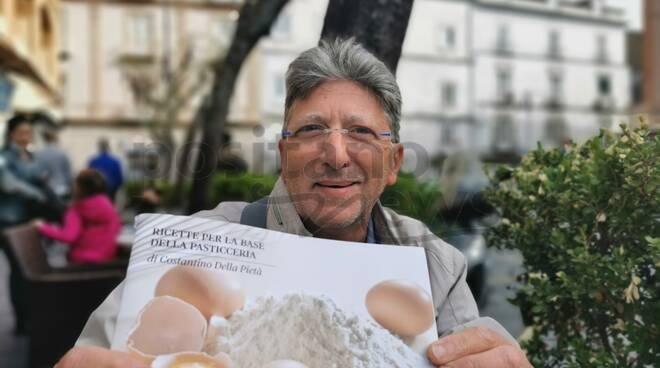 Piano di Sorrento, il pasticciere Costantino Della Pietà ci parla del suo lavoro: passione e tradizione