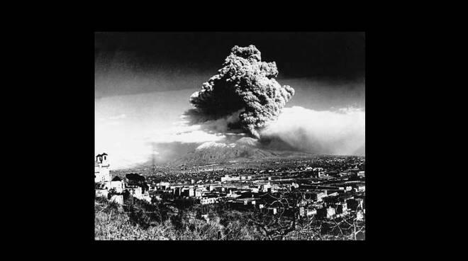 Piano di Sorrento, il racconto del Prof. Ciro Ferrigno sull'eruzione del Vesuvio del 22 marzo 1944