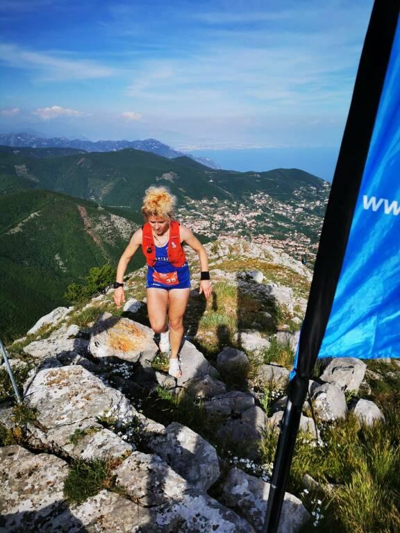 Positano Agerola Vertical Trail