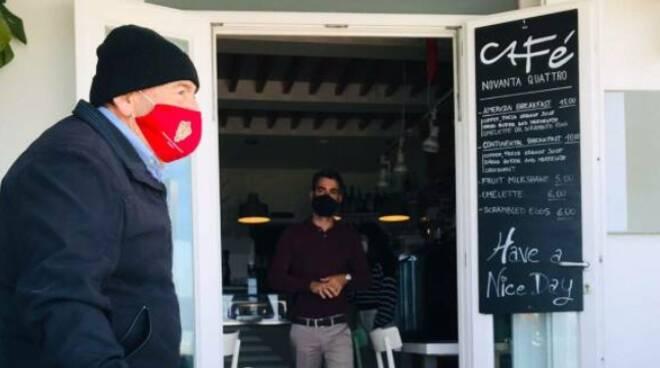Praiano riparte: riapre anche il Café 94