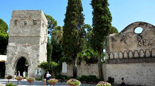 Ravello, Villa Rufolo riapre nei weekend fino alle 18 ph. Pino Izzo