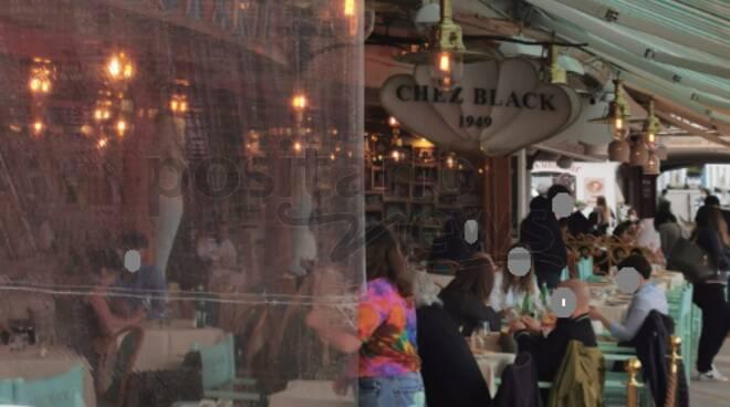 ristoranti pieni positano