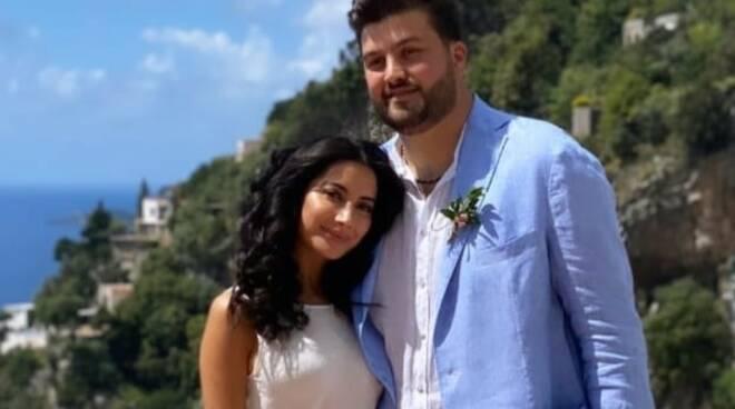 Roberto Rossi matrimonio