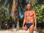 Salvatore Cimmino torna in mare per percorrere 400 chilometri. Il 6 agosto nuoterà da Capri a Positano