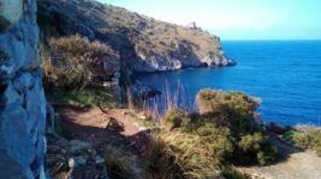 Sentiero dei Fortini Palinuro