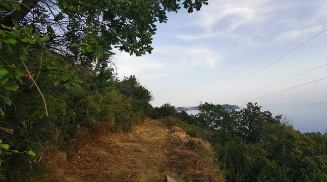 Sentiero Palinuro