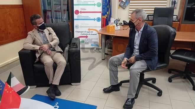"""Settimana legalità all'ISIS """"G. Fortunato"""" di Angri"""