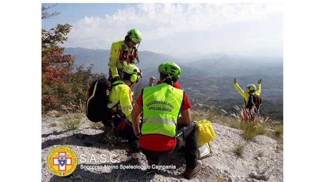 Soccorso Alpino e Speleologico (CNSAS), arriva un nuovo autoveicolo per l'isola d'Ischia