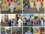 """Sorrento, ieri la prima tappa dei percorsi """"Tour valloni, porte e cinta muraria"""" e """"Quattro passi in Contemporaneo"""""""