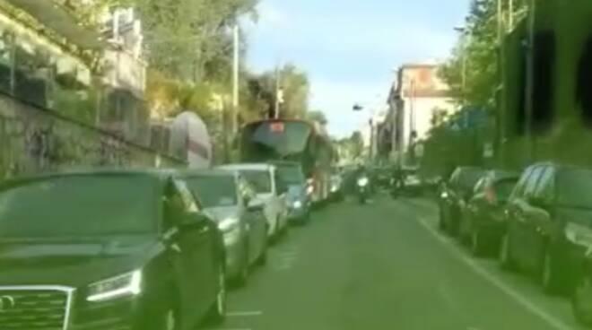 traffico 2 maggio peppe coppola