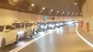 traffico penisola sorrentina