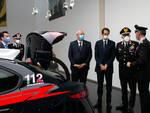 Una Giulia su misura per il Nucleo Radiomobile dei Carabinieri