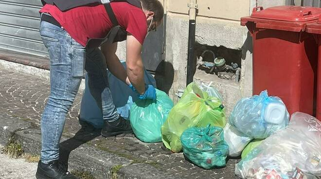 Vietri sul Mare, iniziati i controlli contro i furbi dell'immondizia