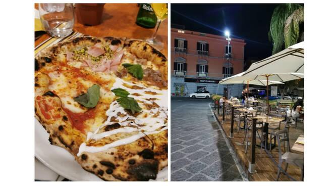 """A Piano di Sorrento la pizza di """"Giovanni 'o Faticone"""", una gioia per il palato"""