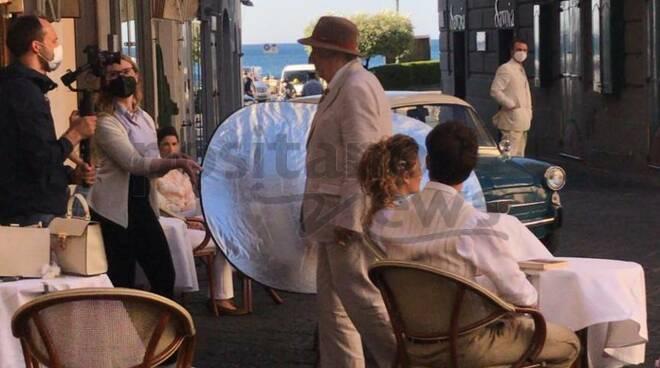Ad Amalfi le riprese del cortometraggio su Salvatore Quasimodo