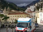 Amalfi, sabato 5 giugno dono del sangue in piazza Municipio