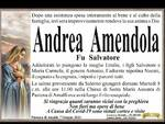 Andrea Amendola lutto