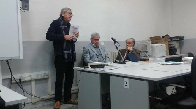 Antonio Volpe, Umberto Celentano, Elio Abatino.