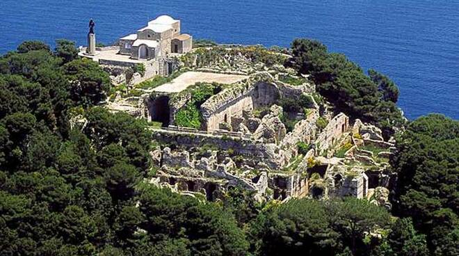 Capri, riapre il sito archeologico di Villa Jovis